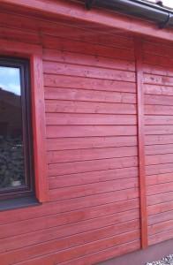 Außenwandbekleidung Holz